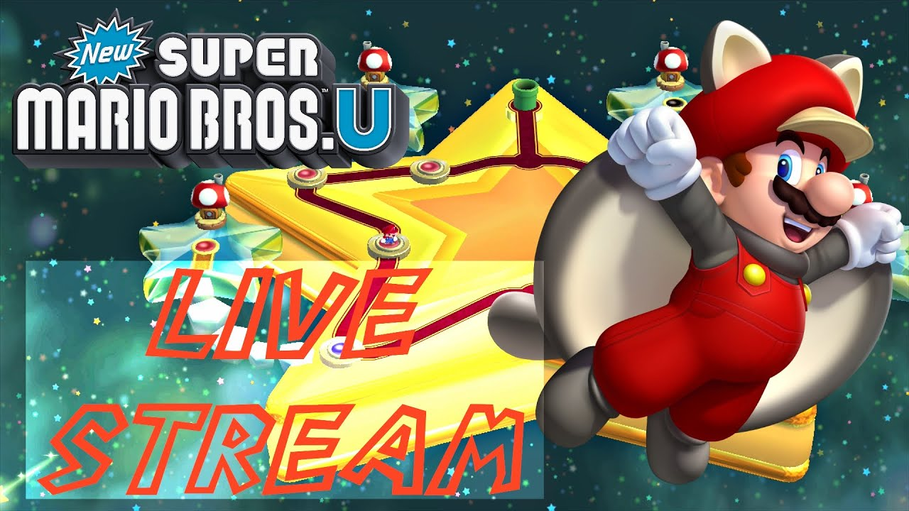 Super Mario Bros Stream
