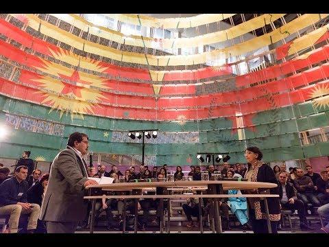 New World Embassy: Rojava. Panel IV Solidarity & Transdemocracy with Salih Muslim (PYD)