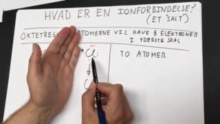 hvad er en ionforbindelse?