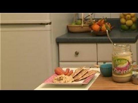 Organic Food : How to Make Organic Hummus
