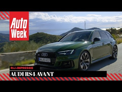 Audi RS4 Avant - AutoWeek Review