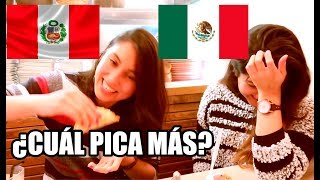 comida picante mexicana