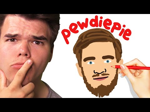 GUESS The DRAWN YOUTUBER To WIN! (Skribbl.io)
