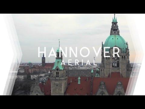 HANNOVER AERIAL • 4K Aerial Videography / Luftaufnahmen • DJI Phantom 3 Pro & GoPro Hero4 Silver
