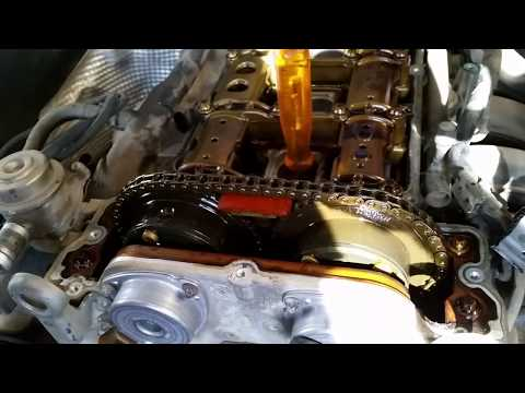 M271 engine timing chain skipped