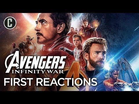 First Avengers: Infinity War Reactions Praise Villain and Ensemble