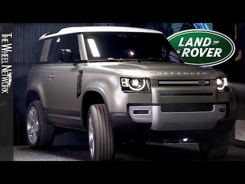 2020 Land Rover Defender U.S. Premiere at the Los Angele Auto Show