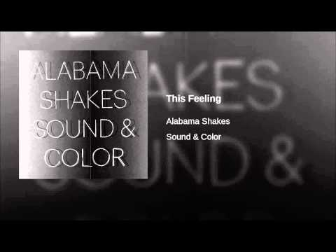 Alabama Shakes This Feeling Artwork