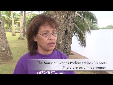 Meet Dr Hilda Heine, President of the Marshall Islands