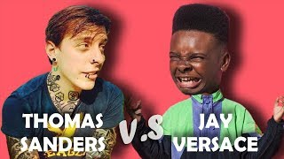 TOP Thomas Sanders Vines vs TOP Jay Versace Vines / Best Vine Compilation 2018 - Vine Age✔