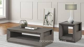 Pure Modern Collection from Parker House