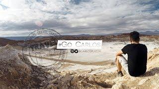 En Directo: #GoCarlos el exitoso youtuber de viajes