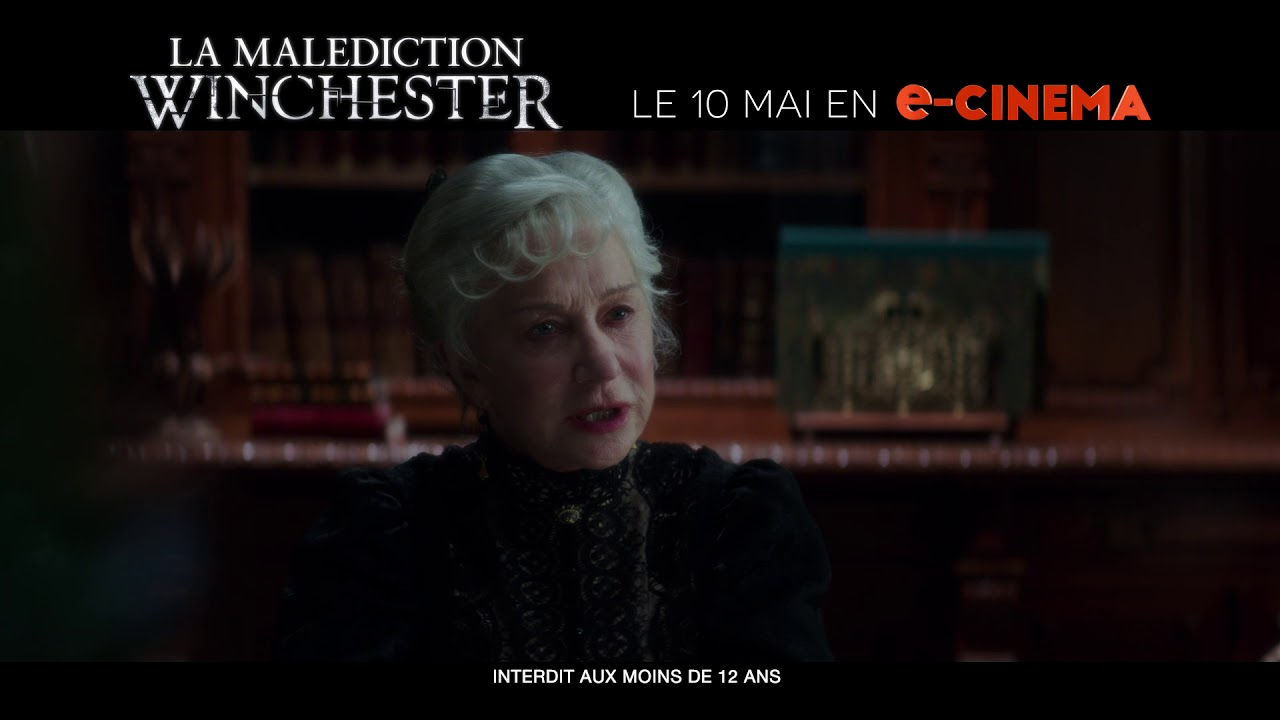 la malédiction winchester vf
