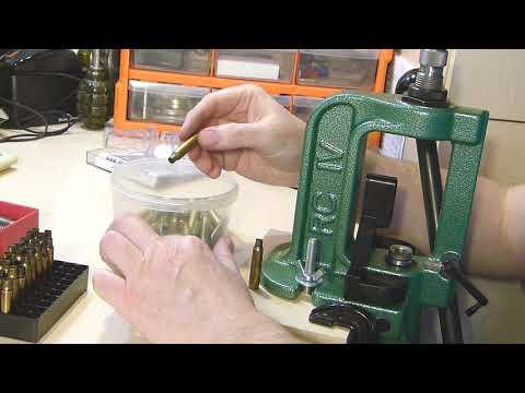 видео: reload ч.1 - декапсюляция и обжим гильзы