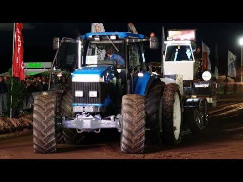 Trekkerslep by night Coevorden sport,boeren klasse en een Truck Trekkerweb