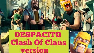 | Despacito-Clash Of Clans song Version | Free Gems| Clas Of Clans hack | Luis fonsi & Daddy yanki |