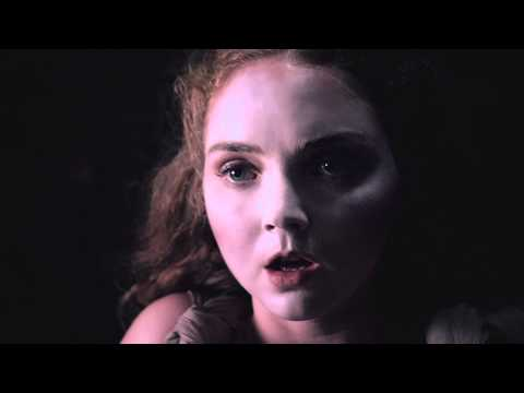 'Red Shoes' starring Lily Cole  a short film by Lorna Tucker
