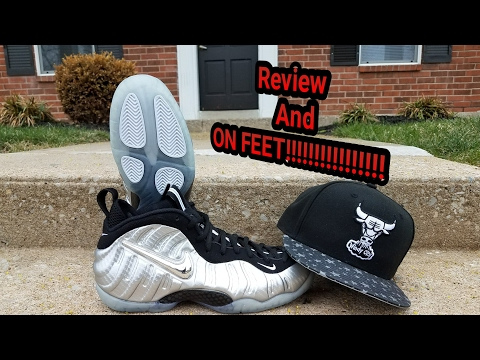 4d2ed6e514 Nike Air Foamposite Pro `Silver Surfer` | Review | On Foot by Mr ...
