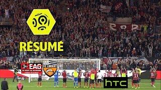 EA Guingamp - FC Lorient (1-0)  - Résumé - (EAG - FCL) / 2016-17