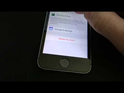 how to delete icloud passwords