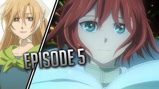 Chise's Powerful Question - The Ancient Magus Bride Episode 5 Review
