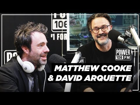 Matthew Cooke and David Arquette  Survivor's Guide to Prison, Danny Trejo, Busta Rhymes and more!
