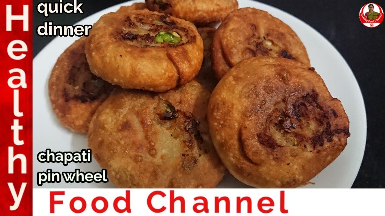 quick dinner recipe in tamil | chapati roll recipe in tamil | veg pin wheels | quick snacks recipe