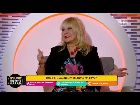Miért lett Zoltán Erikából Erika C? - Life TV