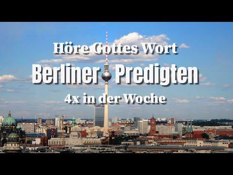 Gott will dir vorausgehen Freie Nazarethkirche Berlin