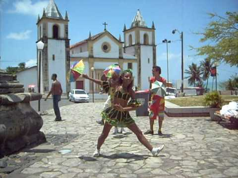 Frevo in Olinda