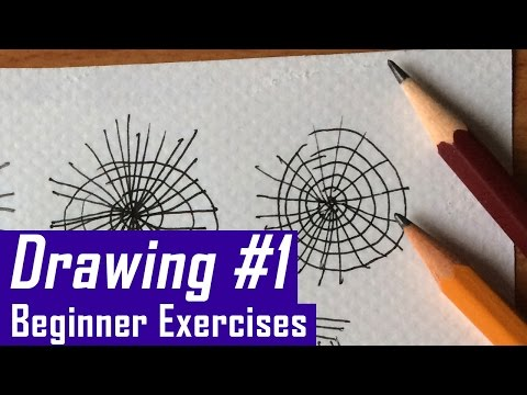 Two Drawing Exercises to Improve your Skills Immediately (Warm-up +