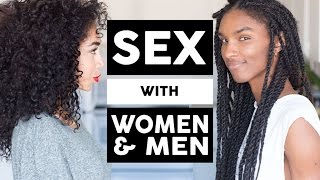 Sex with Women AND Men ft/ Ari Fitz