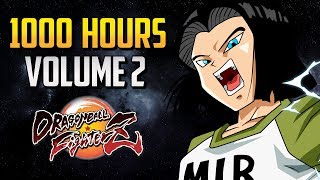 DBFZ ▰  What 1000+ Hours In Dragon Ball FighterZ Looks Like  【Volume 2】