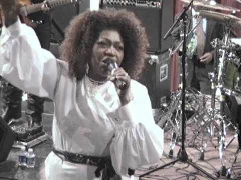 Ann Nesby If It Had Not Been For The LORD (Contrell Jones Latrice Pace Re'Gena Dee) Live