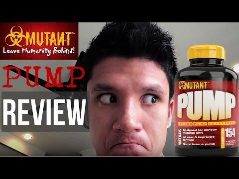 Mutant PUMP Pills - Supplement Review! | FIT MOOSE