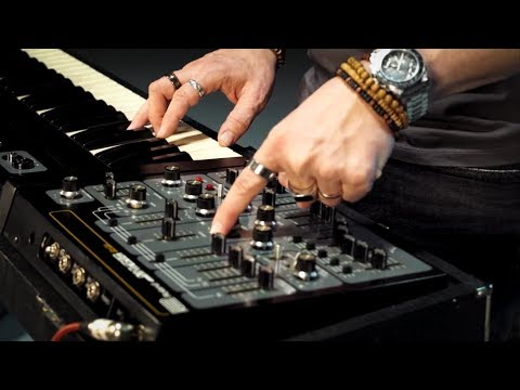 The Roland SH-3A In Action - Part 1/2