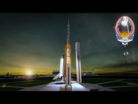 E06 - Kerbal Space Program | ISS Build | Destiny