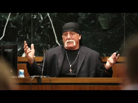 Hulk Hogan vs. Gawker trial in under two minutes