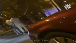 Detenido motorista sin carné en Sevilla tras participar en carrera ilegal