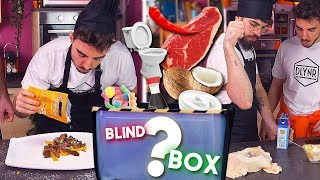 BLINDBOX - Pesca gli Ingredienti da Cucinare!