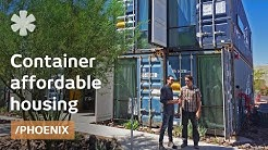 How 16 containers became 8 market-rate Phoenix apartments