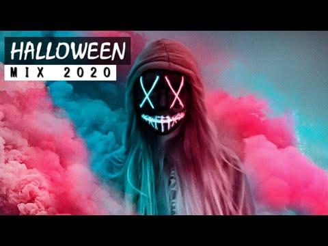 HALLOWEEN MUSIC MIX 2020 - Best Electro House Party EDM Mix