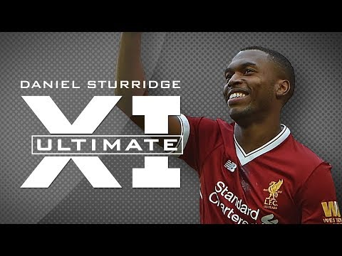 Daniel Sturridge picks his Ultimate XI | All out attack with gung-ho 4-2-4 formation!