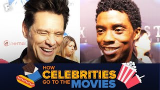 How Celebrities Go to the Movies - CinemaCon 2019 | Fandango All Access