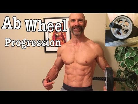 Ab wheel exercises and progressions. The Ab wheel sometimes is known as a Ab roller.