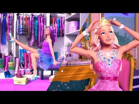 Barbie A Princesa e a Pop Star   Dia Perfeito - Videoclipe♫ (HD)