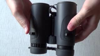 Бинокль 10x42 Bushnell H2O Обзор