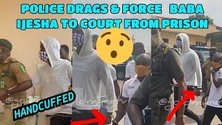 Moment Baba Ijesha was Taken to C0URT For Sentencing