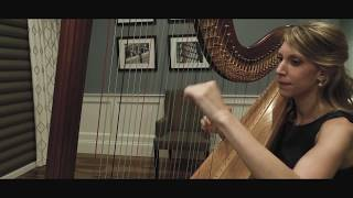 Perfect by Ed Sheeran - harp cover by Tiffany Envid (sheet music available)