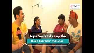 Friendship's Day: Tapu Sena takes up the 'Dumb Charades' challenge